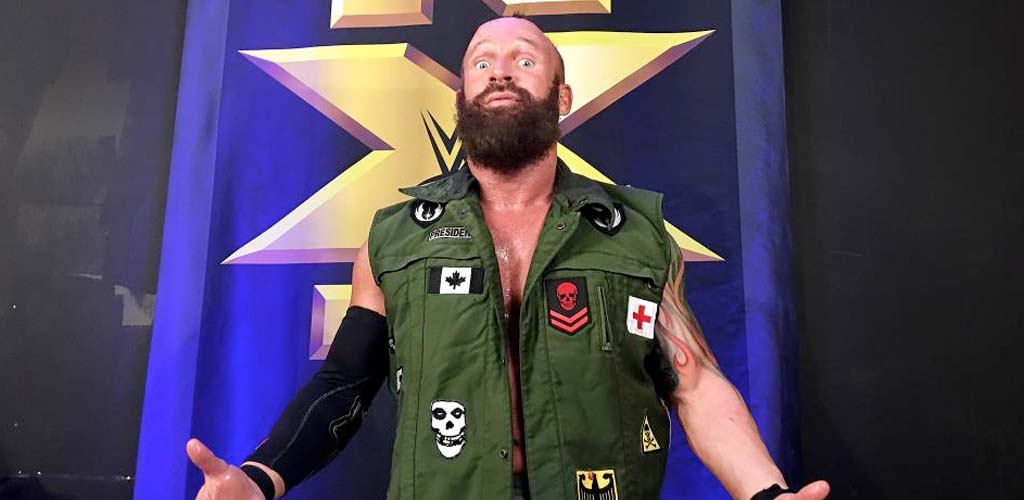 NXT TV tonight to feature the debut of Eric Young