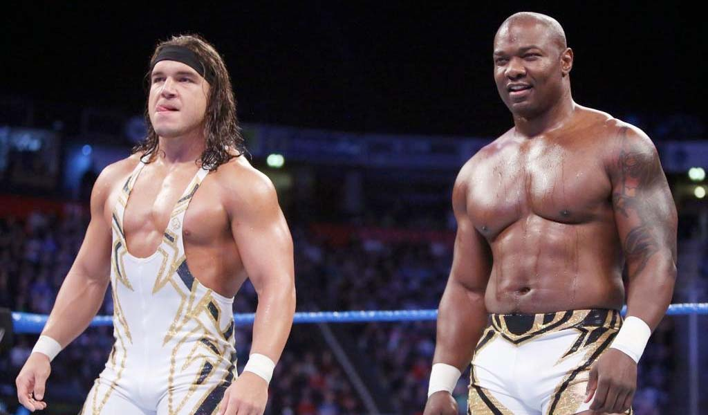 Gable and Benjamin earn Smackdown Tag Team title shot for next week