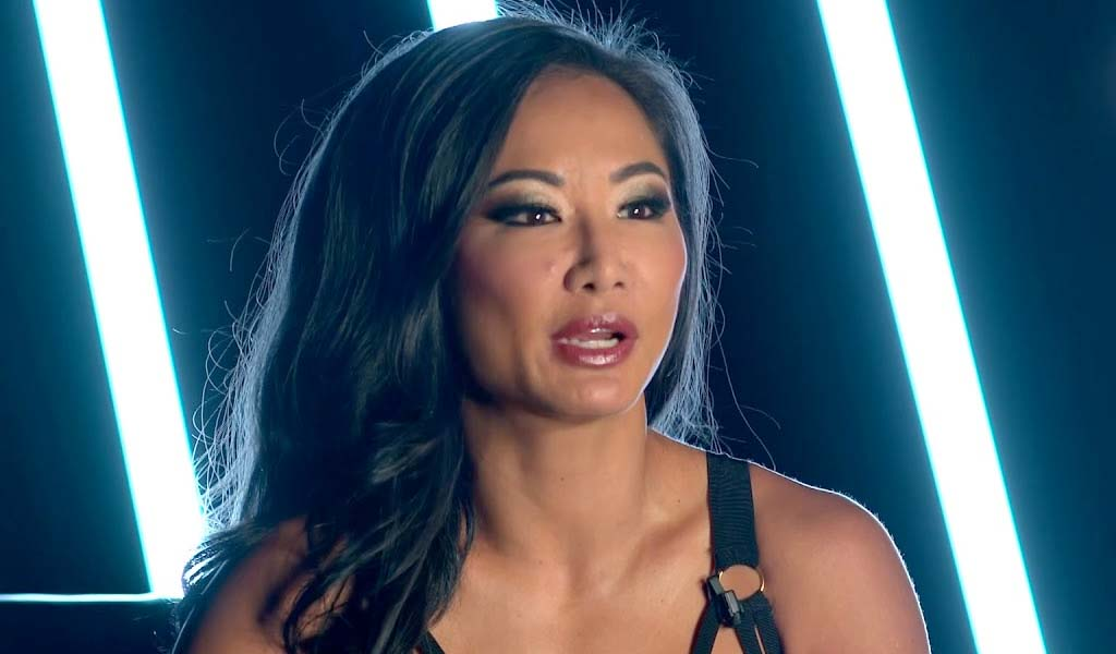 Gail Kim relinquishes Knockouts title, retires as champion