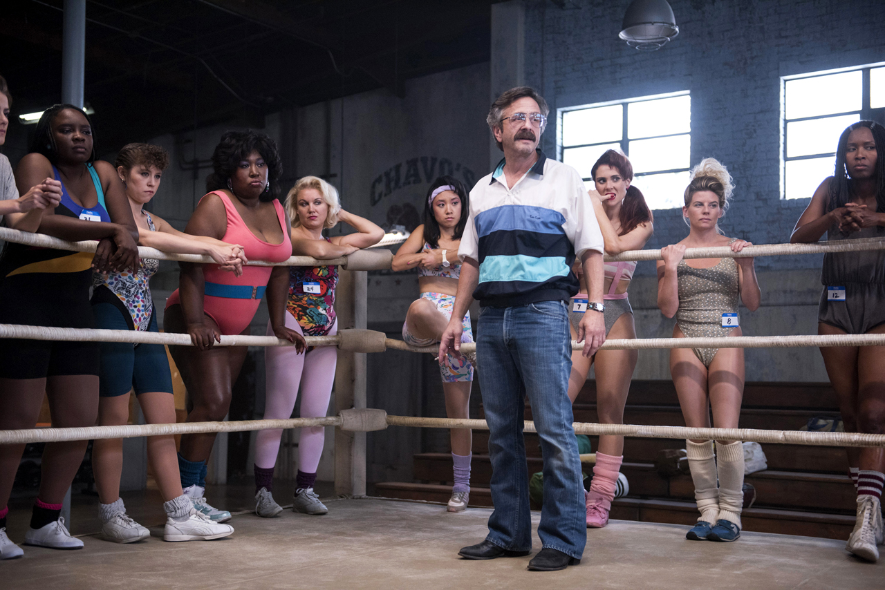 GLOW season one starts on Netflix tomorrow, June 23