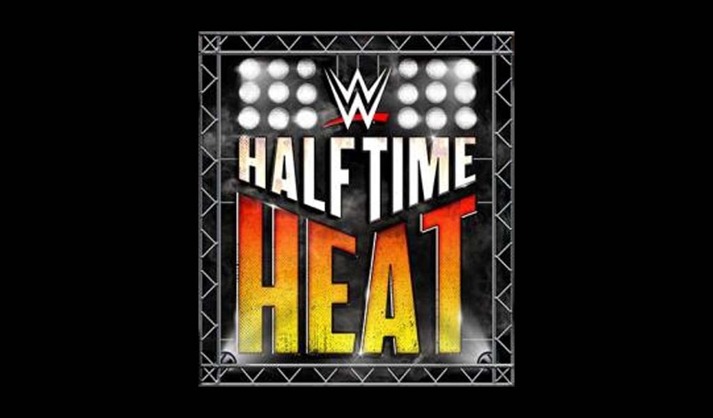 NXT stars raise the roof during Halftime Heat special