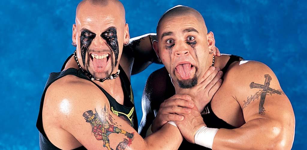 WWE Attitude Era tag team The Headbangers to wrestle on Smackdown