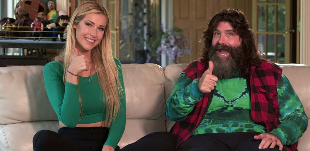 Holy Foley! It's not pretty!