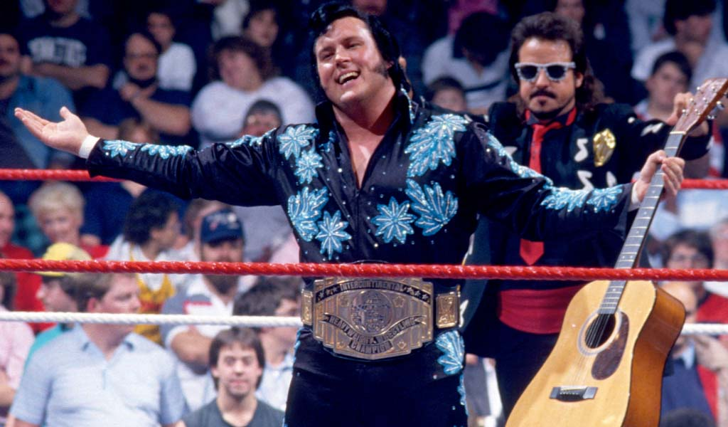 Honky Tonk Man to be inducted into the WWE Hall of Fame class of 2019