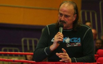 "Jake ""The Snake"" Roberts returns to WWE on Old School RAW"