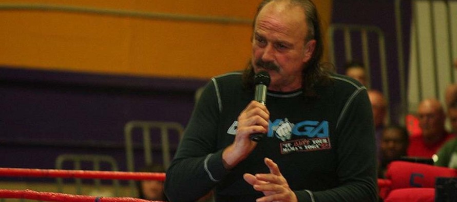 "Jake ""The Snake"" Roberts caught drinking again"