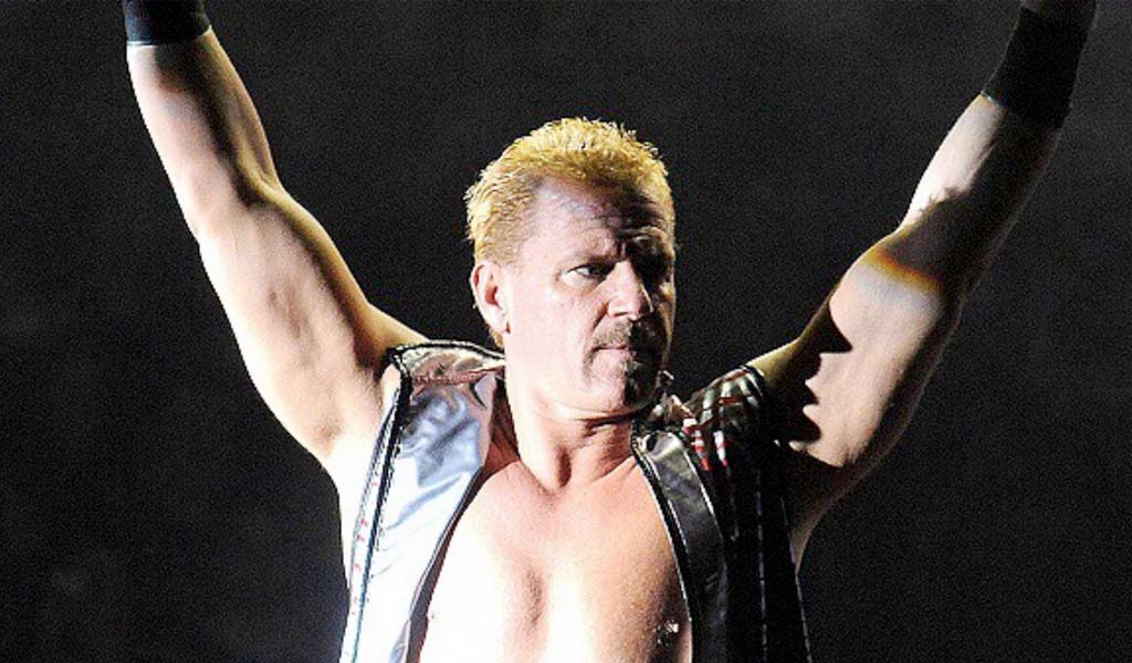 Jeff Jarrett talks about Hall of Fame induction