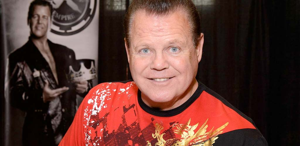 "Jerry ""The King"" Lawler returns to the ring two days after burying his son"