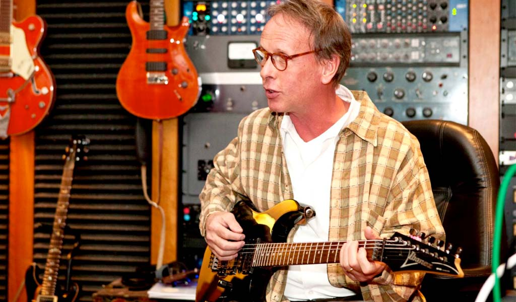 Music producer Jim Johnston released after three decades with WWE