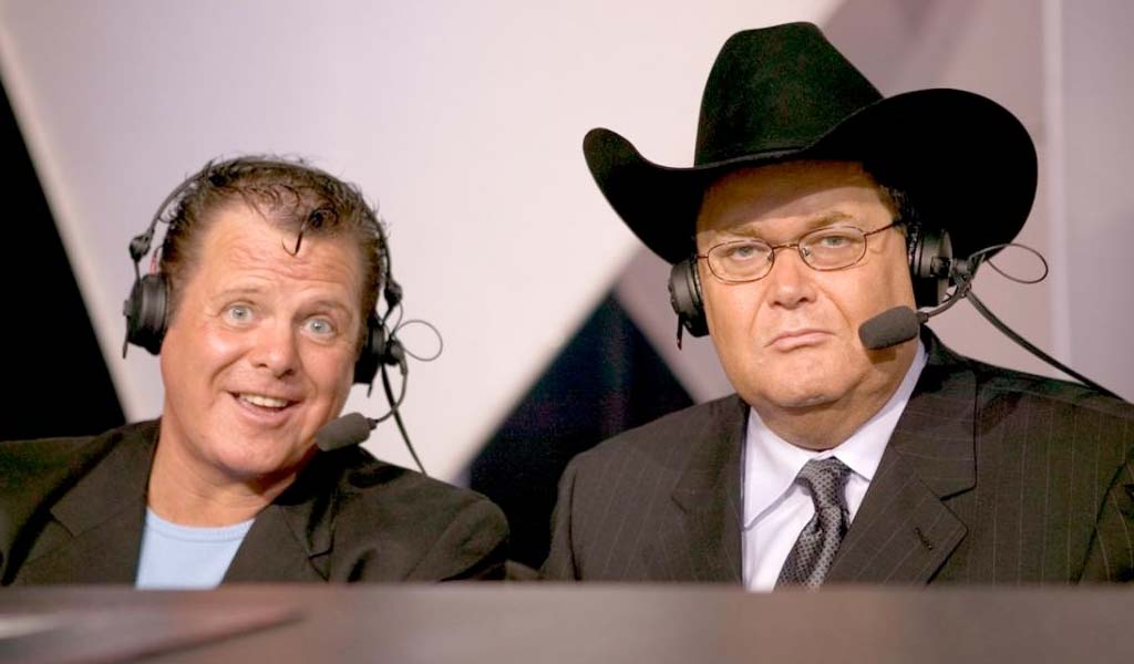 Jim Ross and Jerry Lawler to provide commentary for The Greatest Royal Rumble on WWE Network