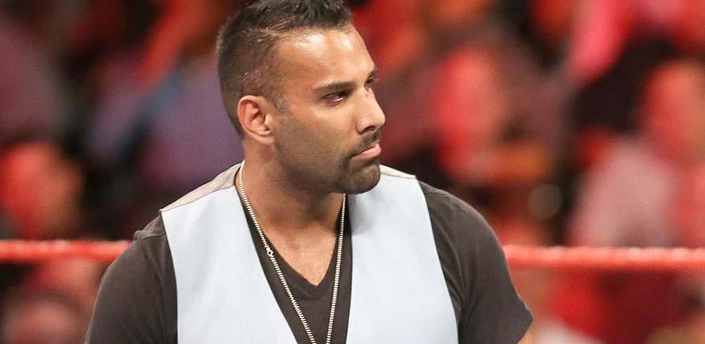 Jinder Mahal returns on Raw