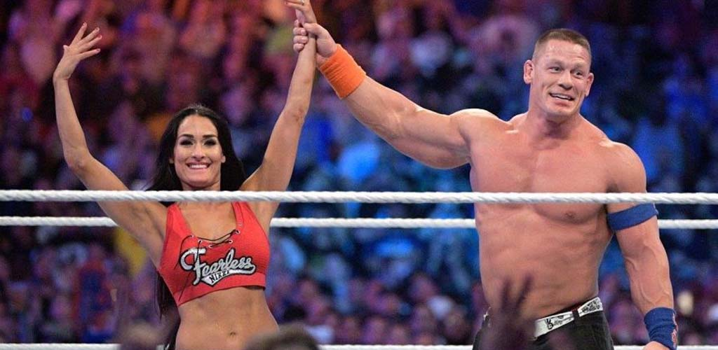 "Nikki Bella says she has ""hope"" for Cena relationship…but not for now"