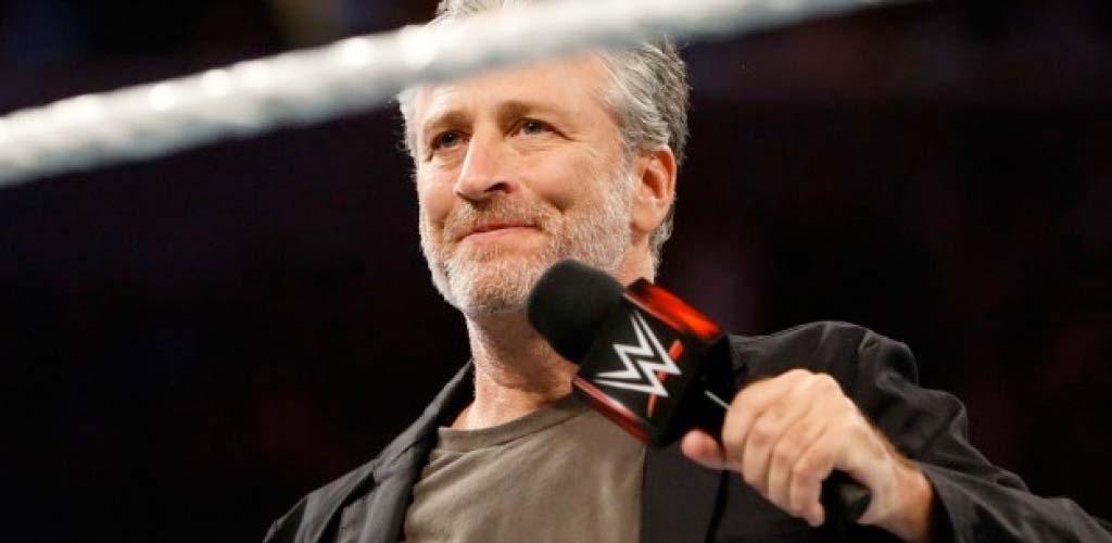 Jon Stewart brings in exposure to WWE after heel turn at SummerSlam