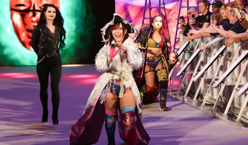 Kabuki Warriors earn WWE Women's Tag Team title shot after win in Tokyo