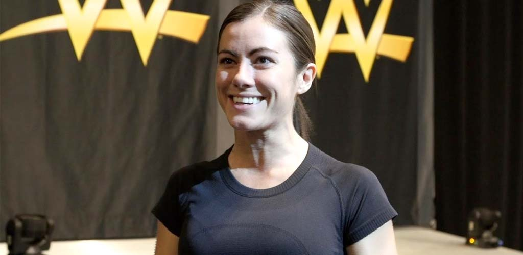 American Ninja Warrior's Kacy Catanzaro makes her NXT live event debut