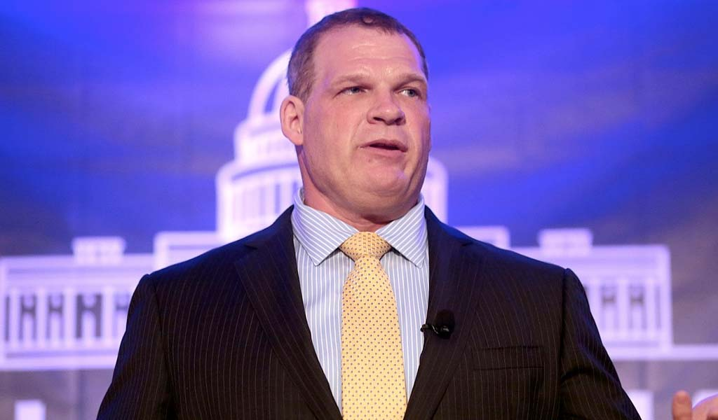"Glenn ""Kane"" Jacobs wins mayoral election in Knox County, Tennessee"