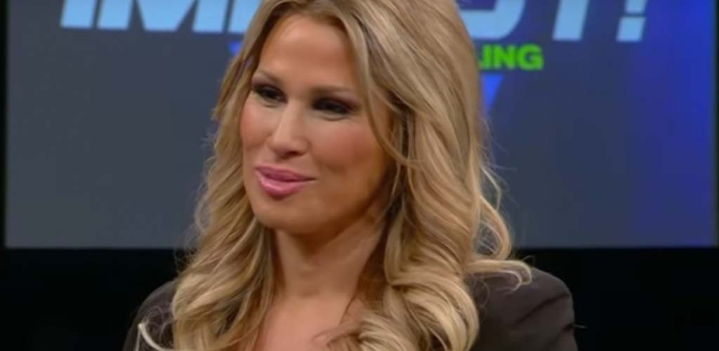 Karen Jarrett comments on her husband's WWE Hall of Fame news