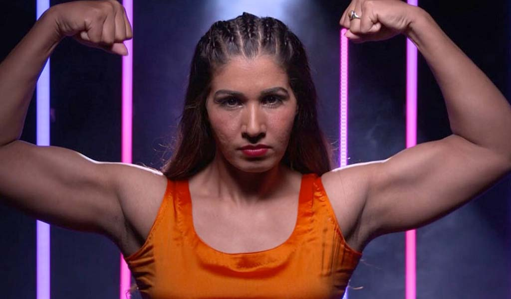 Kavita Devi becomes first Indian female to receive WWE developmental deal