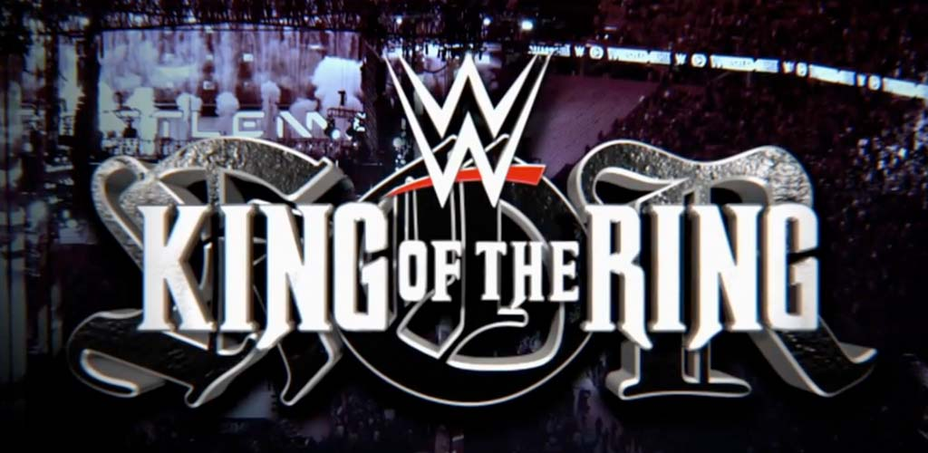 King of The Ring finals tonight live on the WWE Network