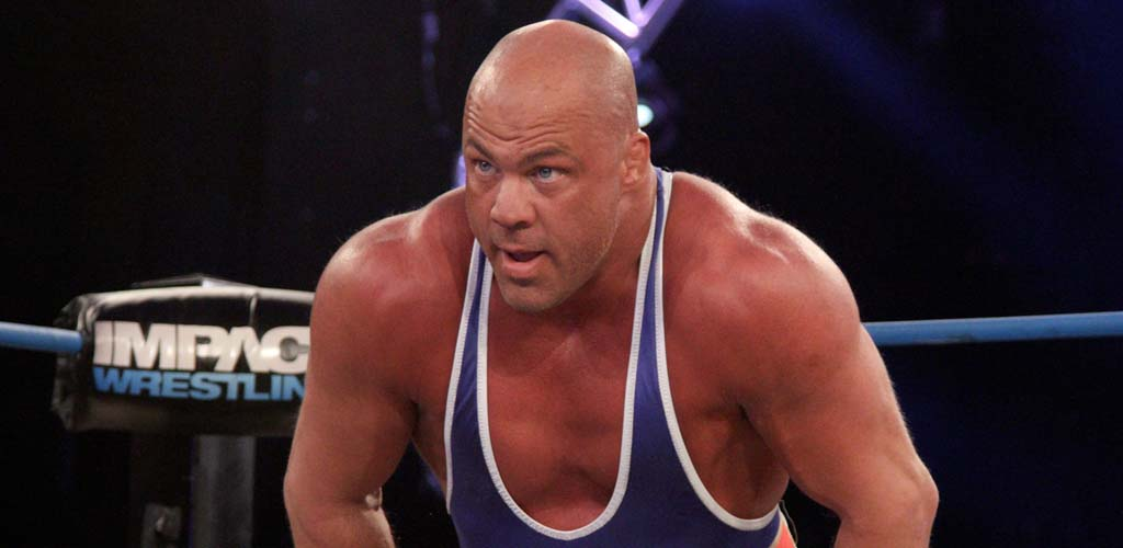 Kurt Angle confident of WWE return after phone call with Triple H