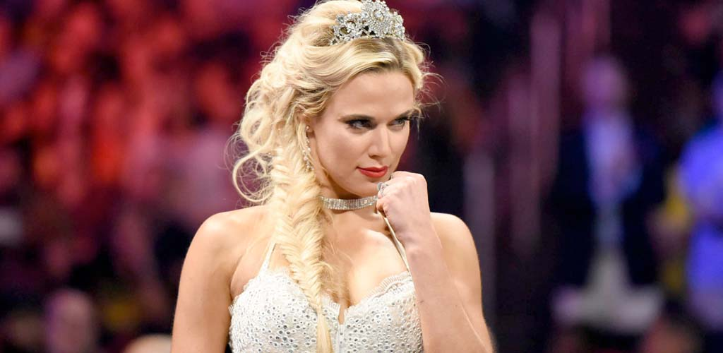 Lana and Rusev: Wedding in pictures