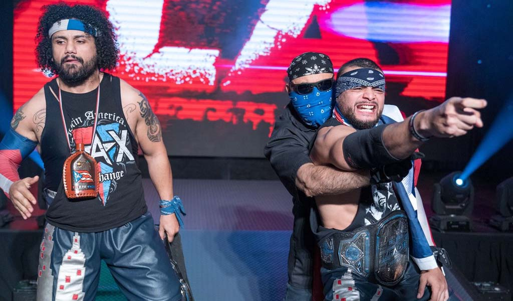 LAX members Santana and Ortiz end their Impact journey with final run in Mexico City