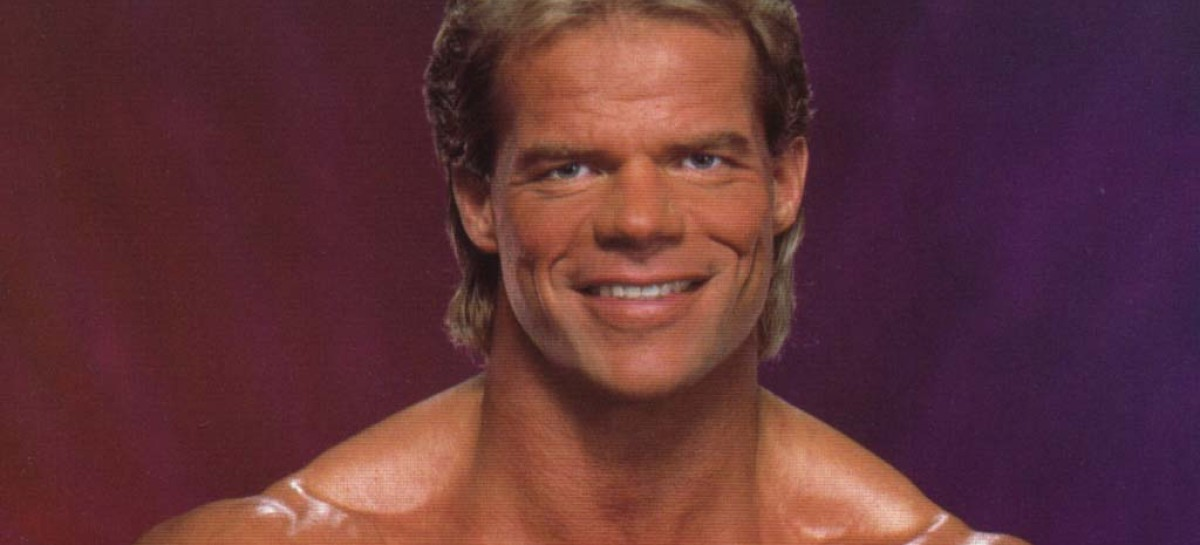 Lex Luger interview on UnPlugged archived