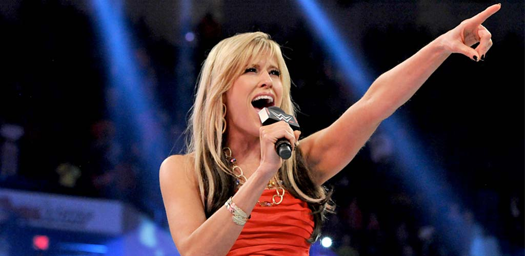 Lilian Garcia to do ring announcing for the WrestleMania Women's Battle Royal