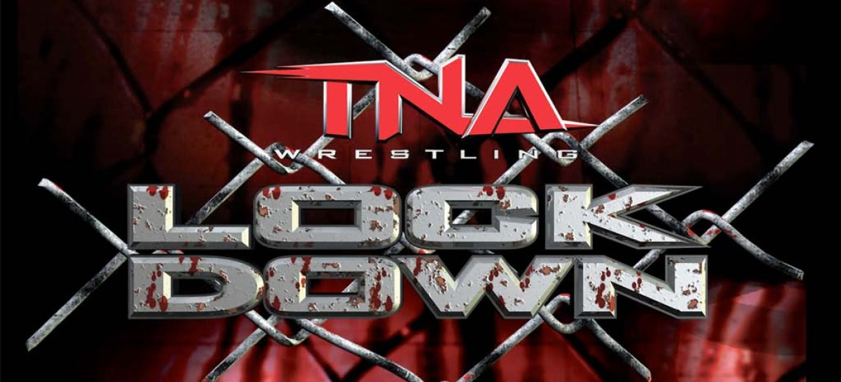 The Great Muta in six man tag team match at Lockdown