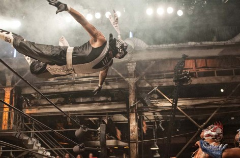 Lucha Underground starts tonight on El Rey Network