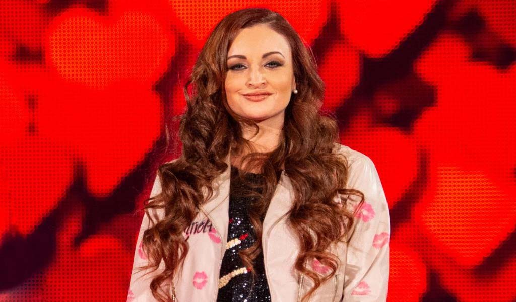 Maria Kanellis breaks her wrist while training for in-ring return