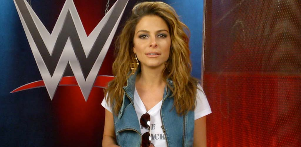 Maria Menounos to do ring announcing for the women's Royal Rumble match