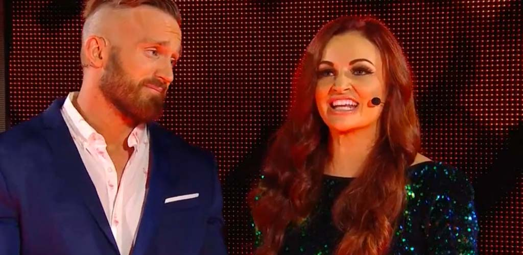Mike and Maria Kanellis sign new WWE deals