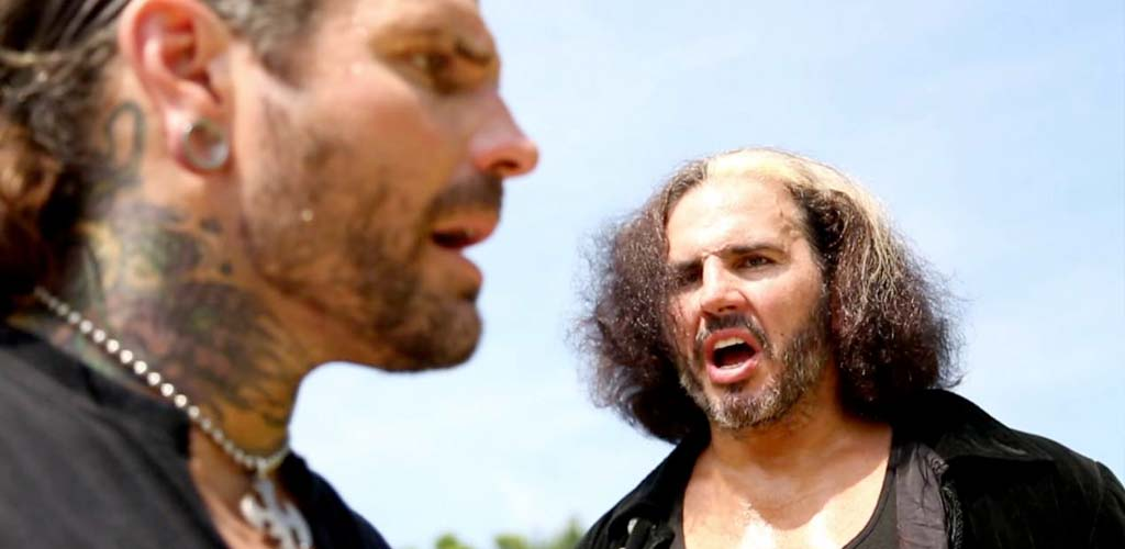 Broken Matt and Brother Nero reincarnate the obsolete TNA Tag Team titles