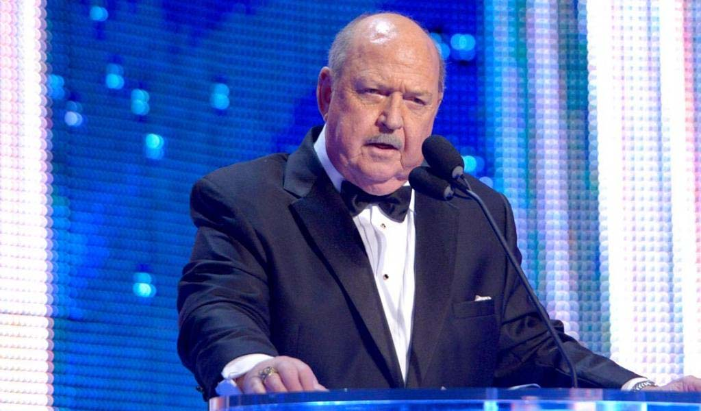 WWE and Hulk Hogan pay emotional tribute to Mean Gene Okerlund on Raw