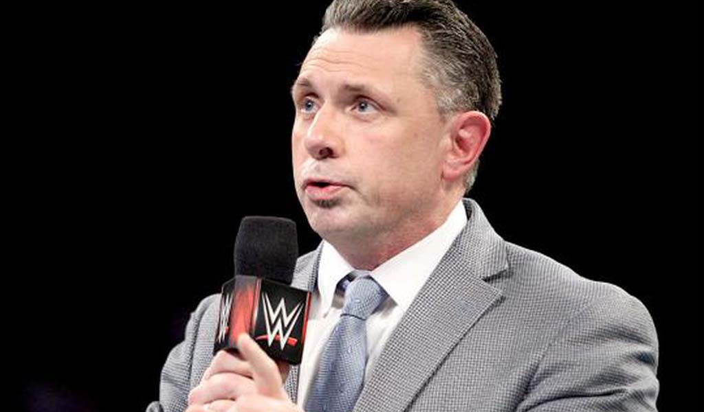 Michael Cole not doing commentary for Raw tonight