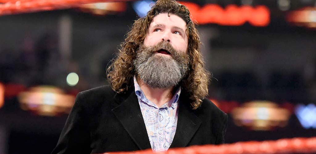 Mick Foley off WWE television till first Raw of 2017