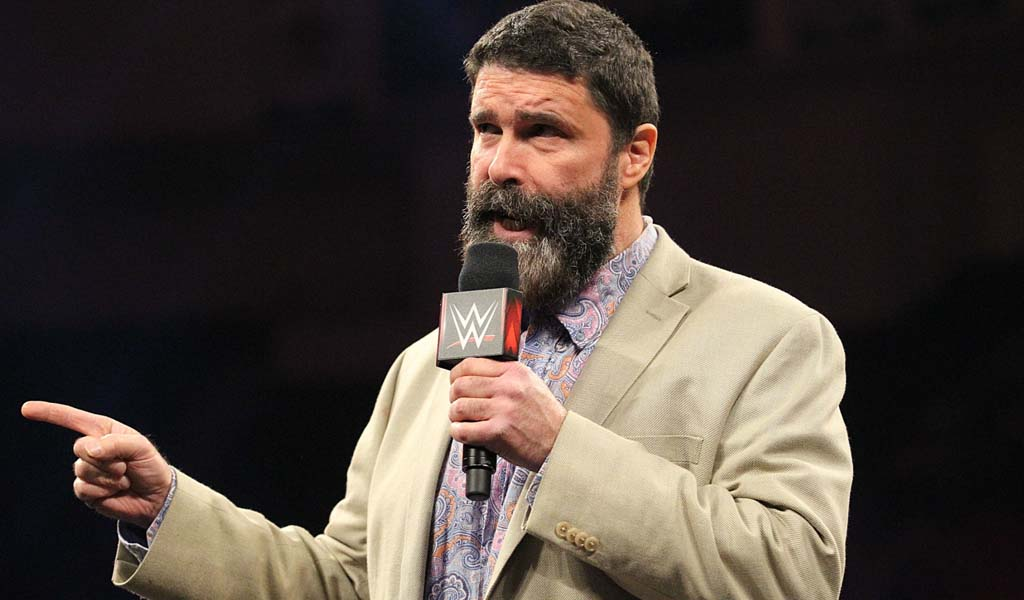 Mick Foley offers an awesome incentive to those who donate to Ashley Massaro's daughter fund