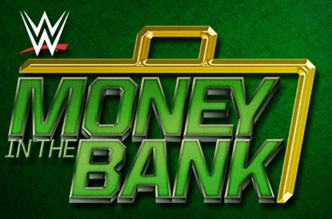 Money In The Bank 2015 pay-per-view results