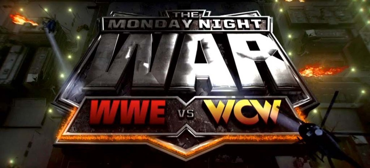 The Monday Night War series on WWE Network to star this Friday