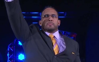 MVP off the Slammiversary main event after knee injury