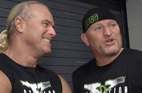 New Age Outlaws to appear at 3 non-televised events this week