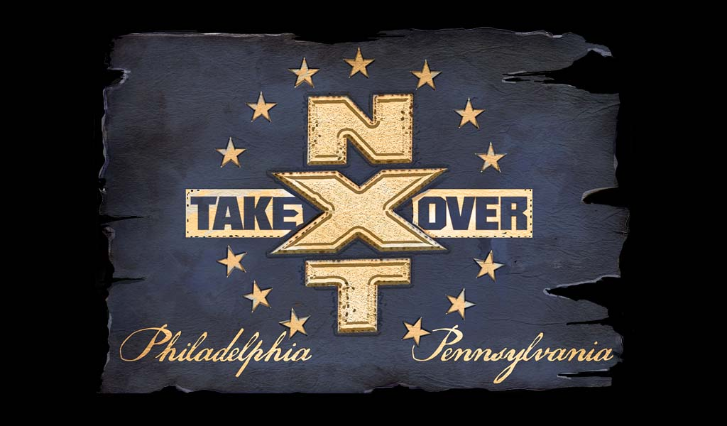 NXT Takeover: Philadelphia live on the WWE Network tonight