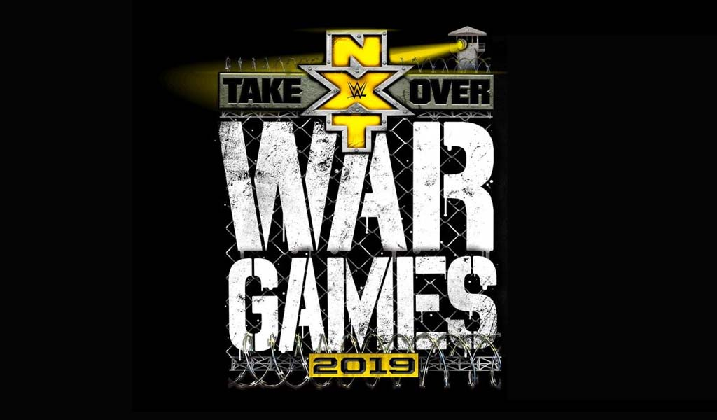 Tickets for NXT Takeover: WarGames 2019 on sale now