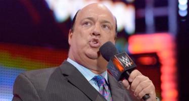Paul Heyman interrupts Roman Reigns on ESPN's SportsCenter