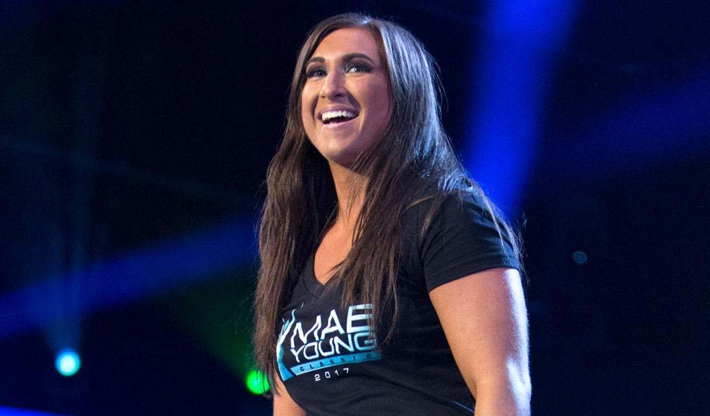 NXT's Rachael Evers involved in hit and run accident