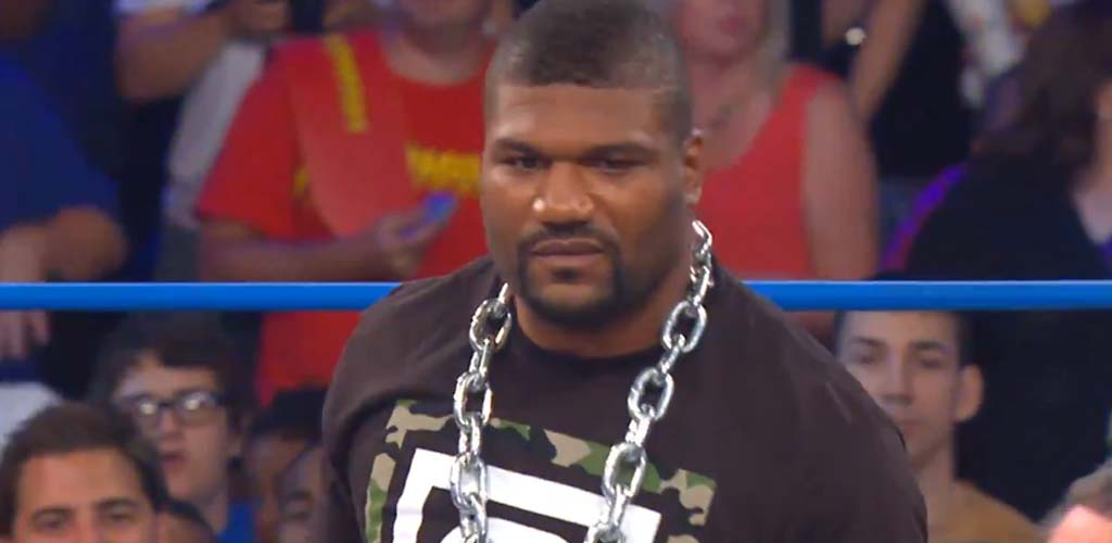 Rampage Jackson revealed as the last member of Main Event Mafia
