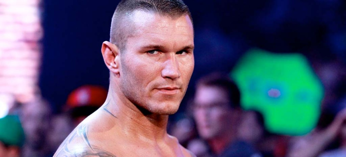 Randy Orton survives the Elimination Chamber