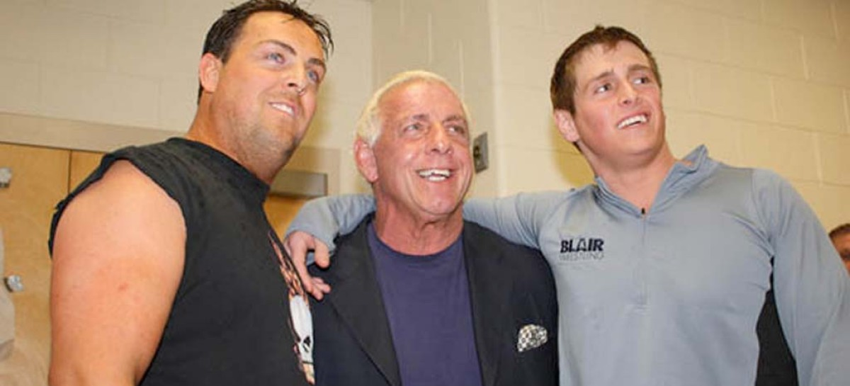 Reid Flair was found dead in hotel room in Charlotte, statement issued