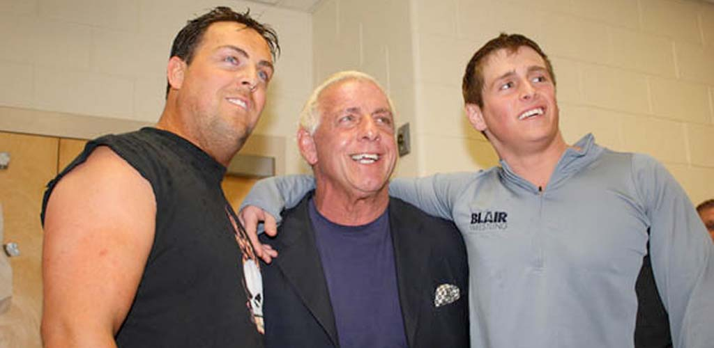 Ric Flair's 911 call to report his unresponsive son released